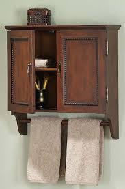 Bathroom Hanging Wall Cabinets Creative Wooden Bathroom Wall Cabinets Orchidlagooncom