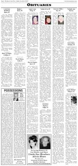 Bcp 12 20 15 obits by Clermont Sun Publishing Company - issuu