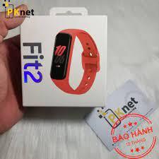 Galaxy Fit 2 - Vòng đeo tay thông minh Samsung Galaxy Fit 2, FULLBOX,  Nguyên seal[ Bảo hành chính hãng 12 tháng]