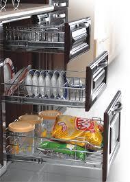 Kitchen Basket Stainless Steel Kitchen Baskets To Create Great Space