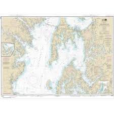 Mid Atlantic Us Nautical Charts Page 2 Of 6 The Map Shop