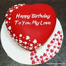 happy birthday cakes with love. Fine With Inside Happy Birthday Cakes With Love O