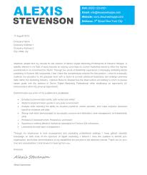 Writing A Creative Cover Letter The Letter Sample