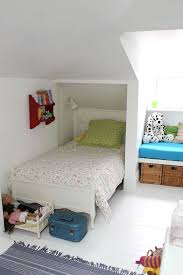Attic Bedroom Design and Dcor Tips