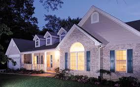 stylish ranch house design