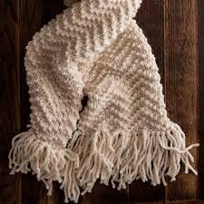 Chevron Knitting Pattern Impressive Chevron Scarf Knitting Pattern Brome Fields