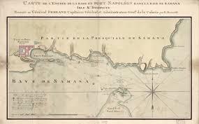 Amazon Com 1807 Map Nautical Charts Dominican Republic