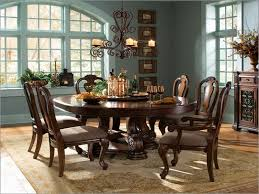 rustic round dining room sets. Collection In Rustic Round Dining Table For 8 Room Set Sets