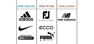 Adipower Size Chart Golf Shoe Fit Guide Tgw Com