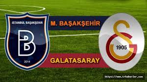Başakşehir Galatasaray canlı izle Lig Tv - CANLI maç izle