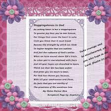 steppingstones to by helen steiner rice sbook by angelwings helen steiner rice poems