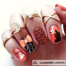 Halloween ~ Halloween Nail Art Design Ideas Designs Gallery Easy ...