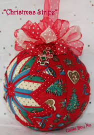 Quilted Ornaments Quilt Ball Ornaments Christmas by unclebuyme ... & Quilted Ornaments Quilt Ball Ornaments Christmas by unclebuyme, $18.00 Adamdwight.com