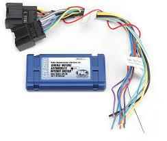 pac c2r gm11 wiring interface