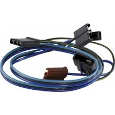 chevelle windshield wiper motor wiring harness, 2 speed, with washer 1970 Chevelle Horn Wiring Diagram chevelle windshield wiper motor wiring harness, 2 speed, with washer, 1964