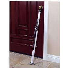 door security bar home depot. Perfect Security Best Front Door Security Bar The Buddy Is Similar To Master Lock  Bars I Had Bought At Home Depot Except That It Fixes Their Design Flaws  Intended A