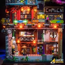 Lego® Ninjago City #70620 Light Kit: Amazon.de: Spielzeug