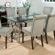 glass dining room tables best top images on throughout round table plan 19