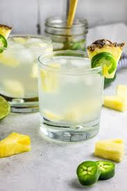 This search takes into account your taste preferences. Skinny Pineapple And Jalapeno Infused Vodka Cocktail Summer Vodka Drink Recipes Vodka Recipes Drinks Vodka Drinks Low Calorie