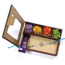 send rakhi to india from melbourne rakhi gift box rakhis br 024 sr4p
