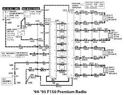 ford f150 radio wiring diagram ford image wiring 1989 ford bronco radio wiring diagram wiring diagram schematics on ford f150 radio wiring diagram
