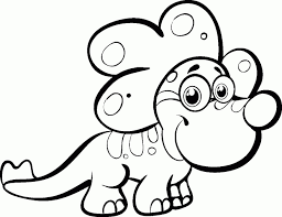 Small Picture Baby Dinosaur Coloring Pages paginonebiz