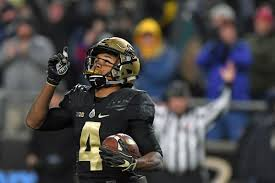 Rondale Moore Wins Paul Hornung Award Hammer And Rails