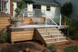outdoor deck railings ideas. image of: stylish deck railing ideas outdoor railings y