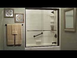 bath fitter shower remodeling overview