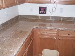 Granite Tile For Kitchen Countertops 17 Best Images About Tile Kitchen Counter Tops On Pinterest
