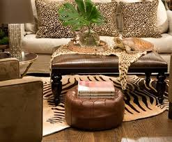 african furniture and decor. African Decorating With Leopard And Zebra Patterns, Contrasting Room Colors Furniture Decor F