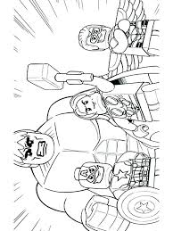 Lego Marvel Superhero Coloring Pages Superhero Coloring Pages Lego