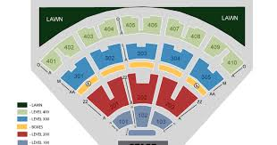 Budweiser Stage Toronto Seating Chart My Life Is Like A Song Venue Review Molson Amphitheatre