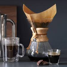 Cut the wood dowel on the stand down to 11″ (not including the thickness of the round stand). Chemex Pour Over Glass Coffee Maker With Wood Collar Williams Sonoma