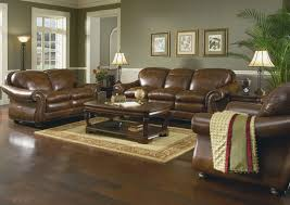 decorating with dark brown leather sofa. Wonderful Decorating Living Room Decorating Ideas Dark Brown Leather Sofa Inside With S