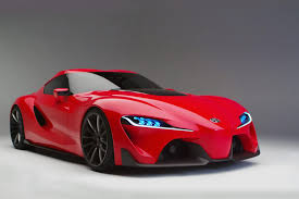 Toyota FT-1 Concept Is Your Supra of the Future [Video ...