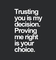 Quotes About Love And Trust Delectable Top 48 Quotes On Trust And Trust Issues
