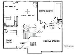 villa designs and floor plans novic me