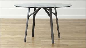 stylish round dining table round table top amazing glass dining tables that make a stylish impression