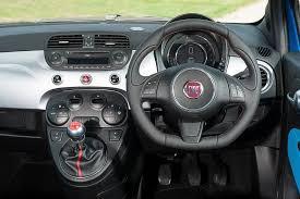 2014 fiat interior. fiat 500 2014 2015 used car review interior