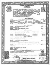 Certificate Of Birth Template Magnificent Free Download Sample Birth Certificate Translation Services Chicago