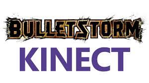 bulletstorm kinect