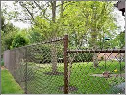 Chain Link Fences Metal Chain Link Fences Bellingham WA