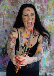 14 parsley pie art club children 15 years in business artist mentor jenny bent kids painting