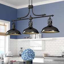 full size of three light pendant kitchen island traditional home satin nickel triple hanging rectangular chandelier