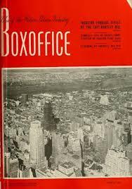 Boxoffice June 28 1952