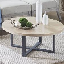 union rustic neal coffee table