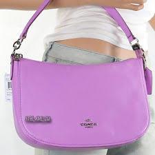 🌺🌺NWT Coach Chelsea Smooth Leather Crossbody Shoulder Bag 37018  Wildflower🌺