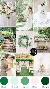 Inspirational Wedding Colors L