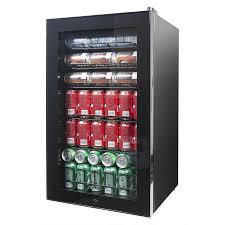 beverage refrigerator lowes.  Refrigerator NewAir 126Bottle Capacity 66cu Ft Beverage Center With Refrigerator Lowes T